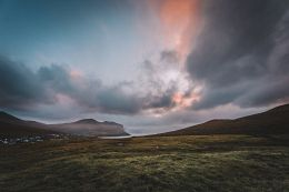 Faroe islands in colors